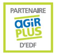 Partenaires Agir plus d'EDF